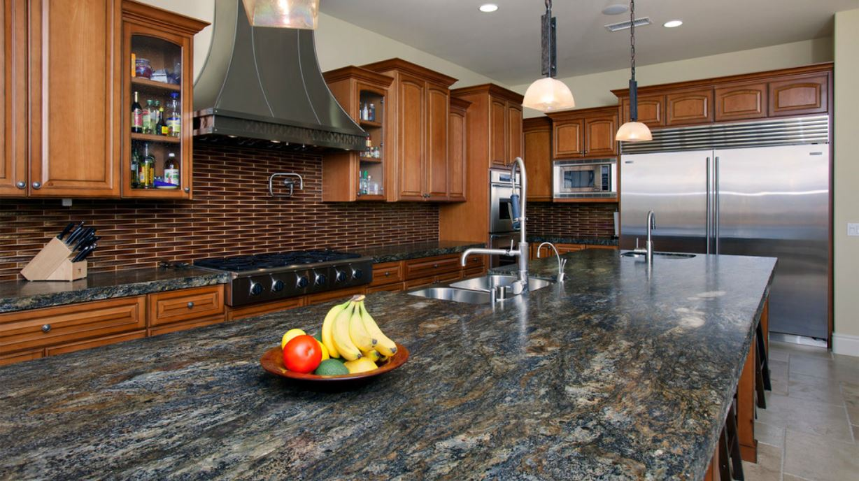 Granite Countertop Styles : Top countertops prices pros cons kitchen