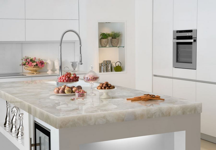 Top 10 countertops prices pros cons kitchen What is the whitest quartz countertop