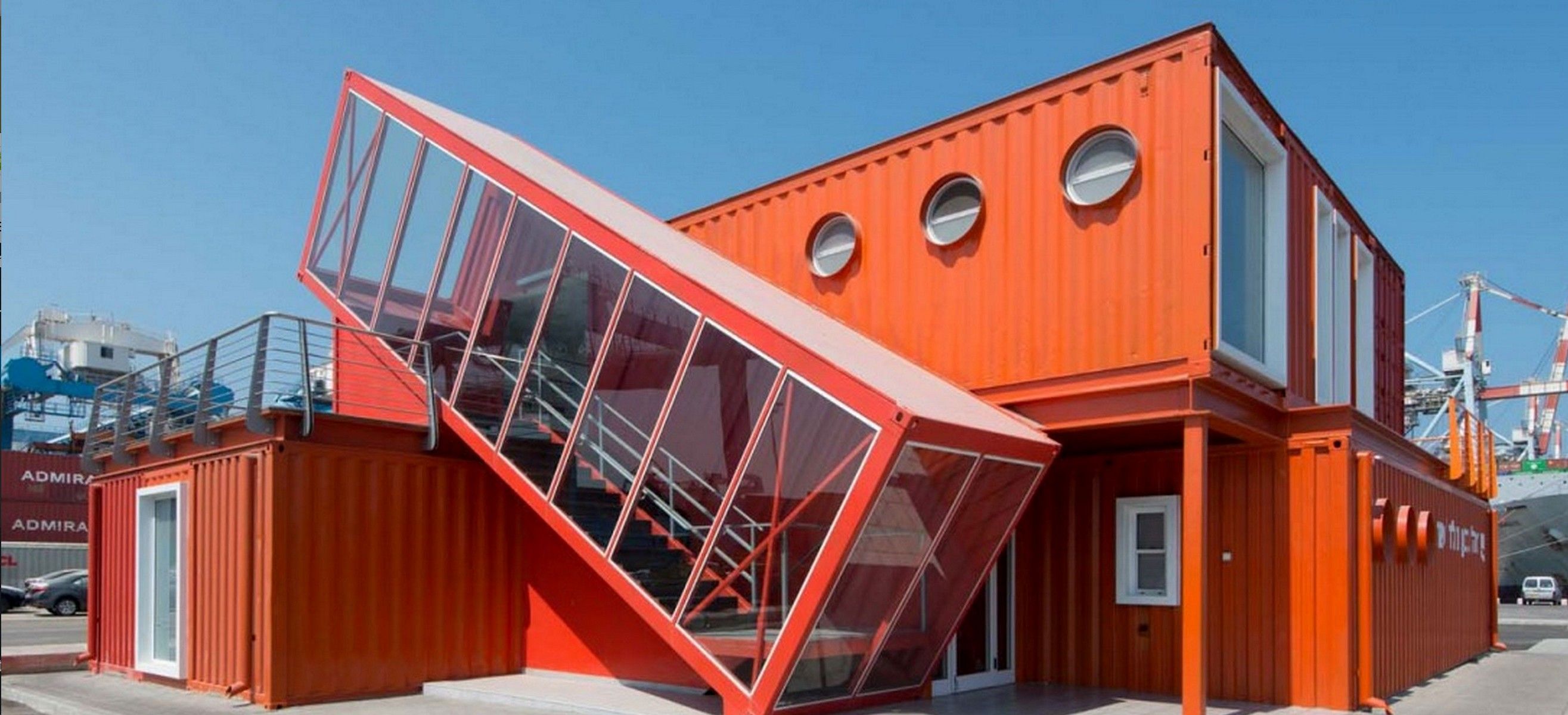 top 15 shipping container homes in the us - shipping container