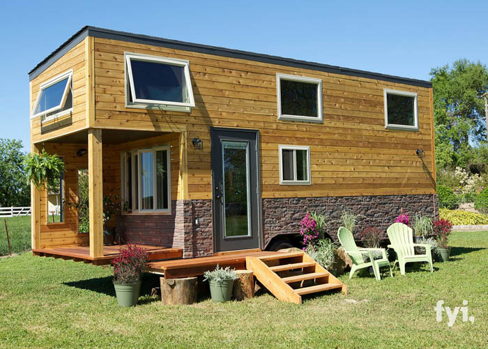 Top 15 tiny house design ideas and their costs green for Building a little house